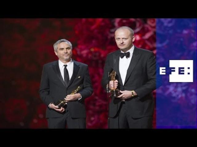 Gravity se lleva siete Óscar
