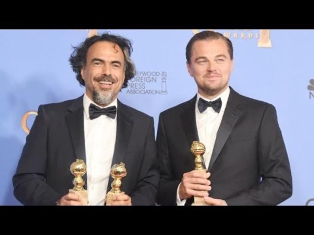 González Iñárritu arrasa en los Globos de Oro