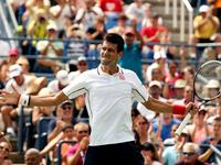 Djokovic, actual número uno del mundo, sigue avanzando en el US Open de tenis