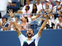 Cilic enfrentará a Nishikori en una final inédita del US Open