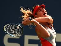 Sharapova quedó eliminada del US Open ante Wozniacki y perdió la oportunidad de subir al segundo puesto del escalafón mundial del tenis femenino
