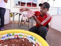 Los panameños colaboraron con todos sus centavos para ayudar a la selección de fútbol de su país