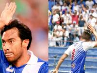 """Daniel Guzmán celebra como Carlos """"El Pescadito"""" Ruiz foto"""