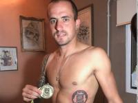 Pablo Mingorance se tatúa a Municipal foto