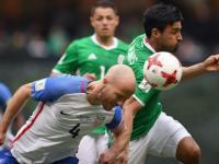 México empata con Estados Unidos eliminatoria 2017 foto