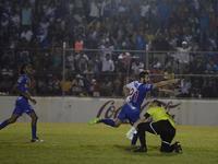 Suchitepéquez - Malacateco gol semifjnal de vuelta soy502