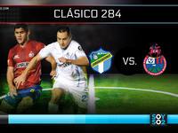 No te pierdas las incidencias más importantes del clásico 284 del fútbol nacional que definirá al campeón del Torneo Apertura 2014