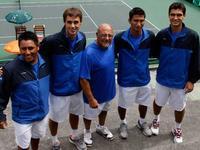 Equipo de Copa Davis de Guatemala, México