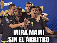 Las redes sociales se burlaron de la poca credibilidad de México para llegar a la final de la Copa Oro