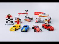 Shell Lego Stop Motion