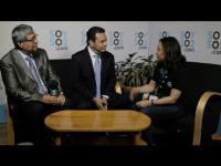 Entrevista a Jimmy Morales luego de conocer los resultados de las elecciones 2015