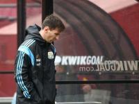 """Messi llega """"entre algodones"""" al partido ante El Salvador"""