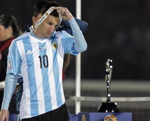 Messi rompe el silencio foto