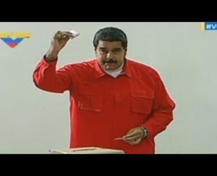 Venezuela vota Asamblea Constituyente resistida por la oposición