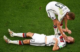 Kramer dice no recordar haber entrado al campo para jugar la final de la Copa del Mundo ante Alemania