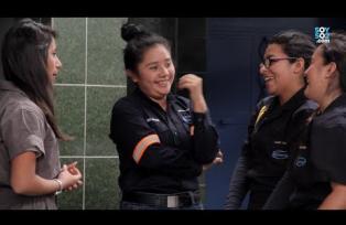 Las mujeres que rompen barreras en las carreras del Intecap