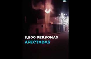 Terremoto de 7.7 grados que afectó a Guatemala