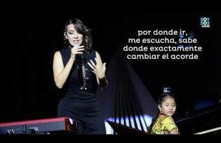 Así fue la presentación de Yahaira Tubac junto a Gaby Moreno