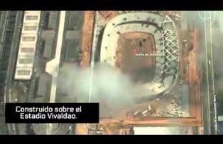 Estadio Arena Amazonía
