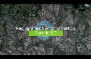 Radiografía de un mitin: José Ángel López