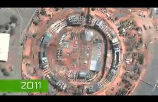 Estadio Nacional Brazilia