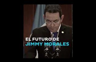 El futuro de Jimmy Morales está en manos de los diputados