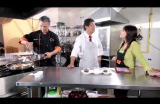 Hasta la cocina: Anibal García