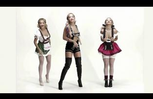 Day 3 - Rita Ora by Sean Frank (LOVE Advent 2016)