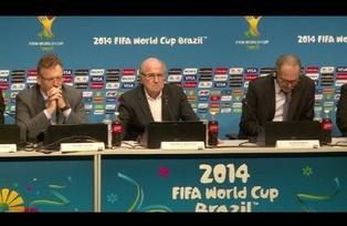 Blatter: un Mundial de sobresaliente