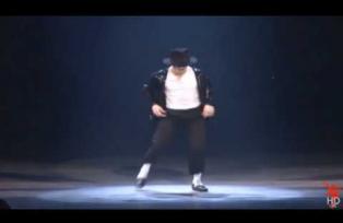 Michael Jackson Best MoonWalk Ever!! [HD]