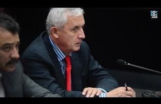 A dos años de la renuncia de Pérez Molina