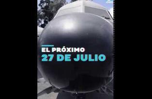 Un supuesto grupo terrorista tomará el control de una aeronave el próximo 27 de julio