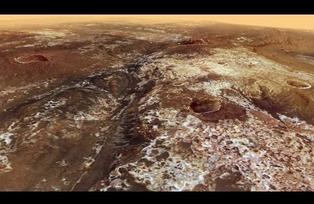 Fly over Mawrth Vallis