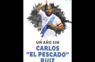 """Un año sin Carlos """"El Pescado"""" Ruiz"""