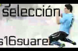 Figuras del Mundial  Luis Suárez