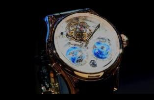 Tiemos difíciles para los relojes de lujo