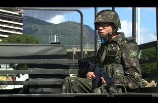Rio de Janeiro y el mayor operativo de seguridad de su historia