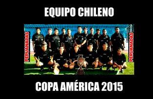"""Las """"ayudas arbitrales"""" hacia Chile durante la Copa América son un tema a discusión"""
