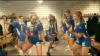 El sensual baile de la selección femenina de balonmano de Suecia