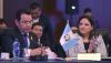 Jimmy evita el tema electoral en Honduras durante la reunión del SICA