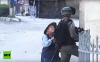 Anciana intenta poner paz en enfrentamiento entre Israel y Palestina