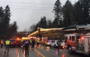 #EEUU Tren con pasajeros se descarrila de un puente en Washington