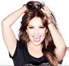 Thalía muestra videos de un curioso intruso en su casa