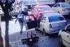 Baja de su carro a discutir con otro conductor y lo reciben a balazos