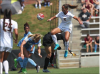 El sexy baile con el que celebra una estrella de fútbol femenino