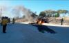 Un helicóptero de policías se desploma durante persecución en México