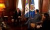 """Luis Almagro de la OEA: """"La CICIG no es una persona"""""""