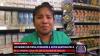 Equipo de fútbol americano ayuda a familia guatemalteca