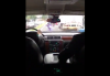 Así escoltan a Ricardo Arjona en el tráfico de la ciudad de México