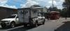 Atacan bus urbano en Acatán zona 16
